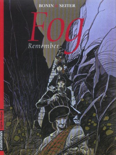 Couverture Fog tome 6 - remember