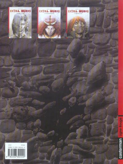 Dos extra muros tome 3 - l'apprenti sorcier
