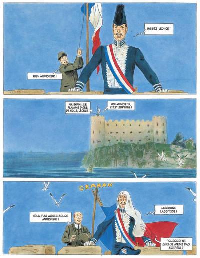 Page 1 hyrknoss tome 2 - le seigneur des cauchemars