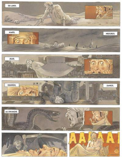 Page 4 hyrknoss tome 2 - le seigneur des cauchemars