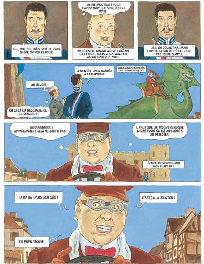 Page 5 hyrknoss tome 2 - le seigneur des cauchemars