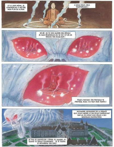 Page 6 hyrknoss tome 2 - le seigneur des cauchemars
