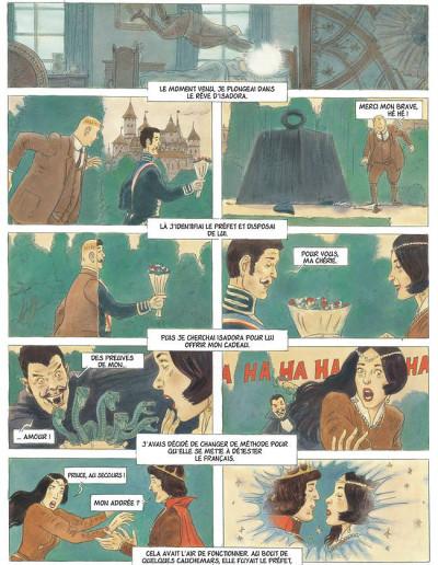 Page 7 hyrknoss tome 2 - le seigneur des cauchemars