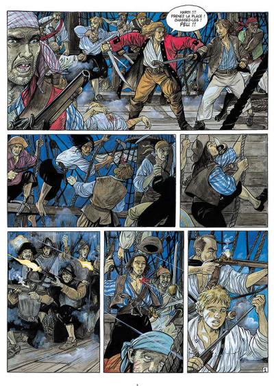 Page 1 pirates tome 4 - paloma