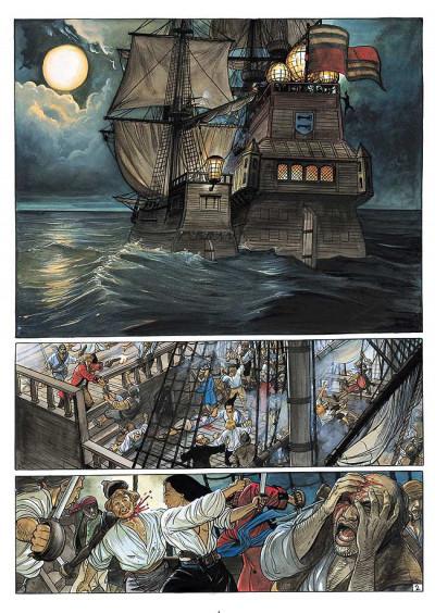 Page 3 pirates tome 4 - paloma