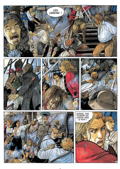 Page 4 pirates tome 4 - paloma