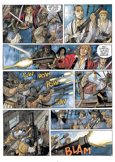 Page 5 pirates tome 4 - paloma