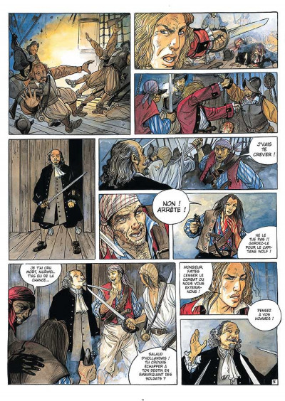 Page 6 pirates tome 4 - paloma