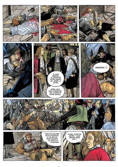 Page 7 pirates tome 4 - paloma