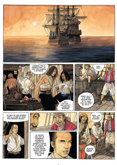 Page 8 pirates tome 4 - paloma