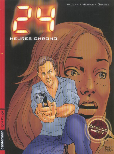 Couverture 24 heures chrono
