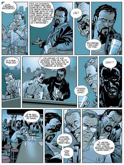 Page 4 du plomb dans la tête tome 3 - du bordel dans l'aquarium