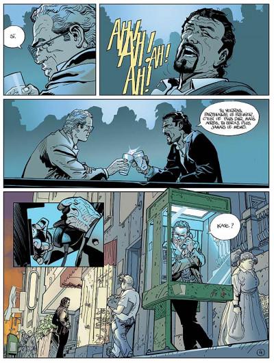 Page 5 du plomb dans la tête tome 3 - du bordel dans l'aquarium