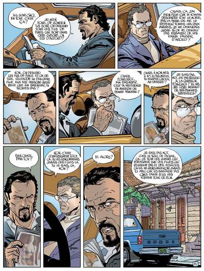 Page 7 du plomb dans la tête tome 3 - du bordel dans l'aquarium