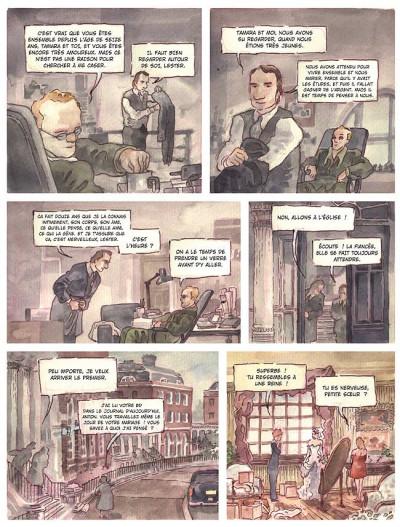 Page 3 anton blake tome 1 - détective des sentiments