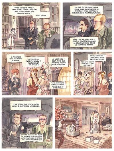 Page 4 anton blake tome 1 - détective des sentiments