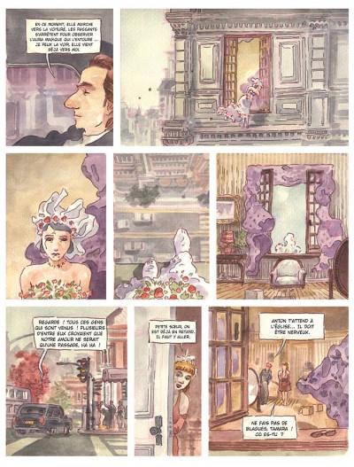 Page 6 anton blake tome 1 - détective des sentiments