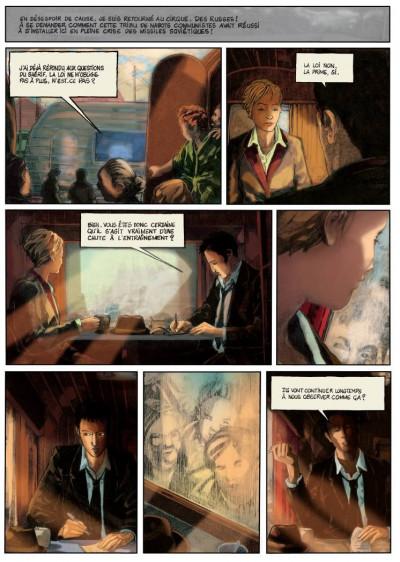 Page 8 anton blake tome 1 - détective des sentiments