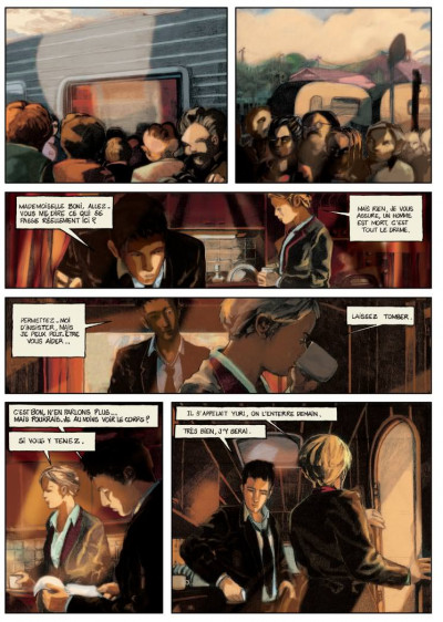 Page 9 anton blake tome 1 - détective des sentiments