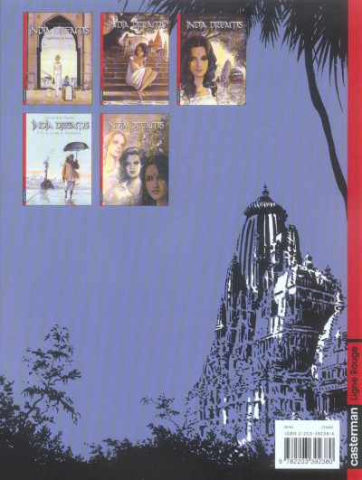 Dos india dreams tome 5 - trois femmes