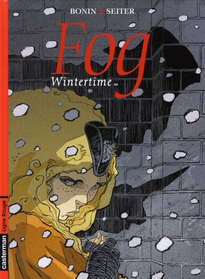 Couverture Fog tome 7 - wintertime