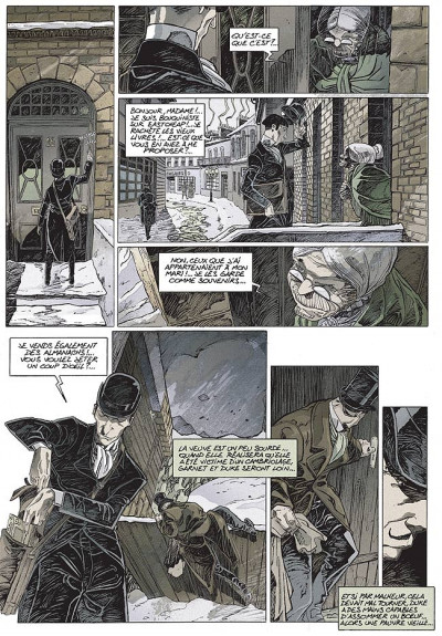 Page 1 Fog tome 7 - wintertime