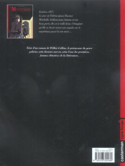 Dos mysteries tome 1 - seule contre la loi