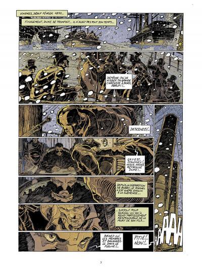 Page 4 Fog tome 8 - au nom du fils