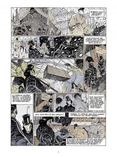 Page 5 Fog tome 8 - au nom du fils