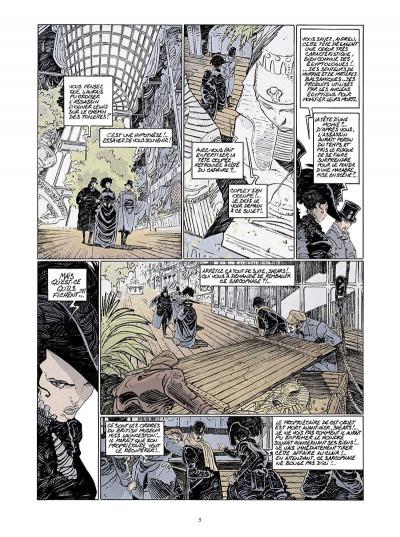 Page 6 Fog tome 8 - au nom du fils