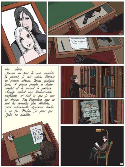 Page 5 malone tome 1 - faux pas