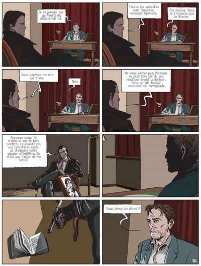 Page 7 malone tome 1 - faux pas