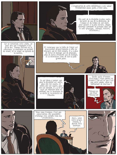 Page 8 malone tome 1 - faux pas