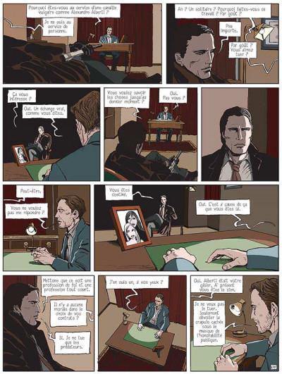 Page 9 malone tome 1 - faux pas