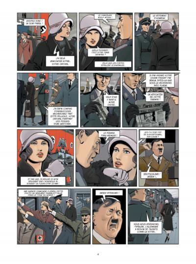 Page 2 Boro reporter photographe tome 3 - la dame de berlin tome 3