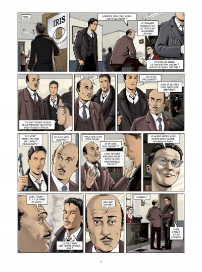 Page 3 Boro reporter photographe tome 3 - la dame de berlin tome 3