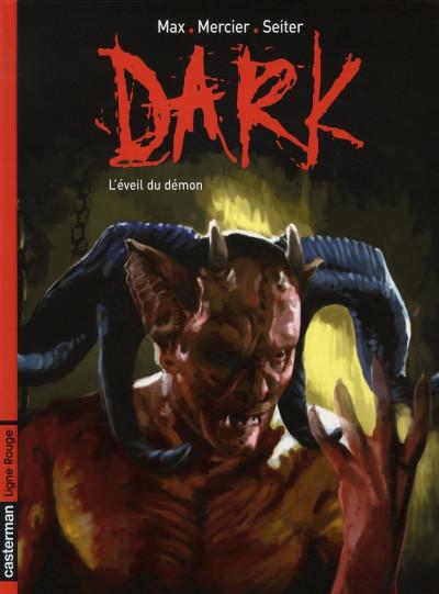 Couverture dark tome 2 - l'éveil du démon