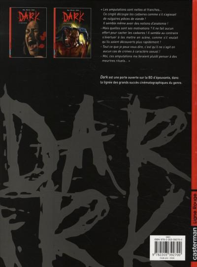 Dos dark tome 2 - l'éveil du démon