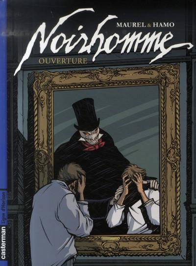 image de Noirhomme tome 1 - ouverture