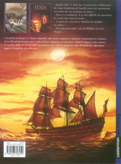 Dos h.m.s. tome 2 - his majesty's ship tome 2 - capturez la danaë !