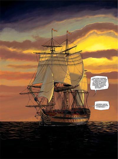 Page 1 h.m.s. tome 2 - his majesty's ship tome 2 - capturez la danaë !