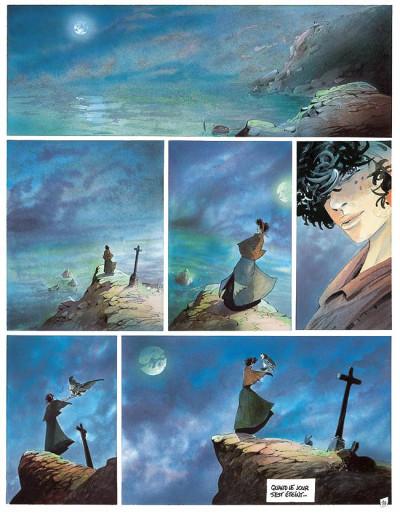Page 1 L'auberge du bout du monde tome 2 - des pas sur le sable
