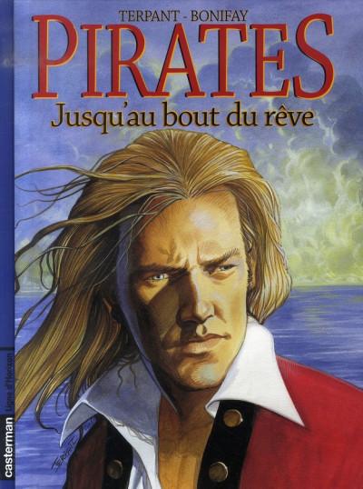 Couverture pirates tome 5 - jusqu'au bout des rêves