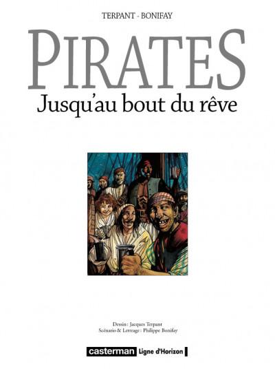 Page 1 pirates tome 5 - jusqu'au bout des rêves