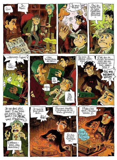 Page 4 Abel Abigalus tome 1 - premiers pas dans l'au-dela