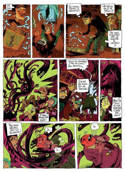 Page 5 Abel Abigalus tome 1 - premiers pas dans l'au-dela