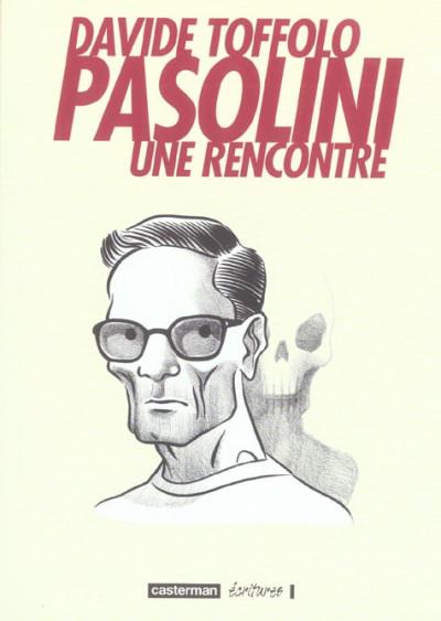 Couverture Pasolini, une rencontre