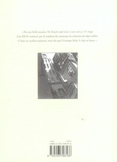 Dos histoires urbaines de julius knipl ; photographe