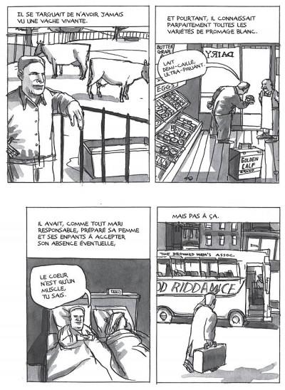 Page 1 histoires urbaines de julius knipl ; photographe