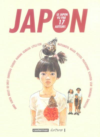 Couverture Japon